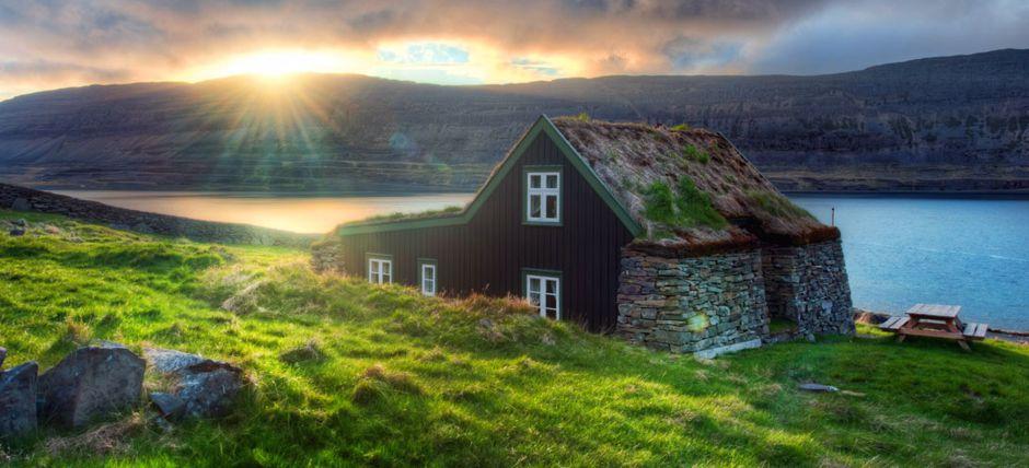 Islanda altipiani meravigliosi partenze garantite in for L hotel della cabina islanda